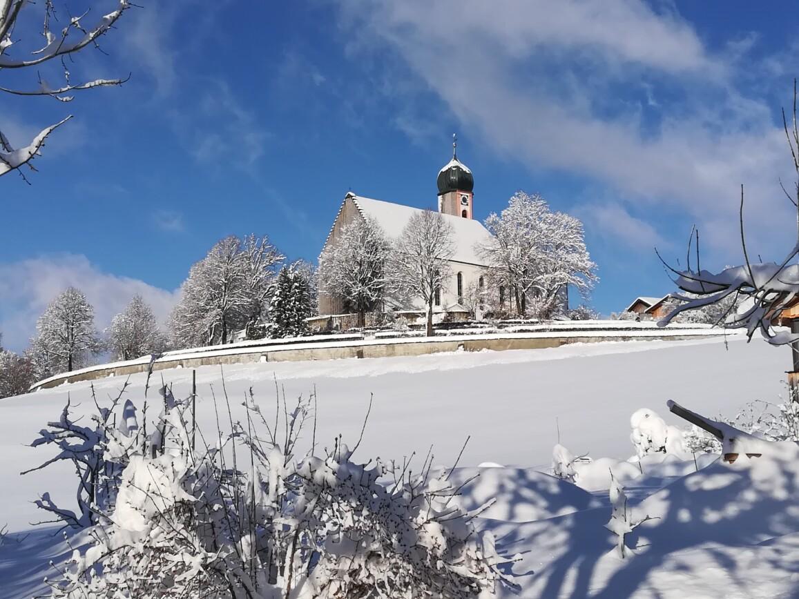 Roko Kirche Seeg