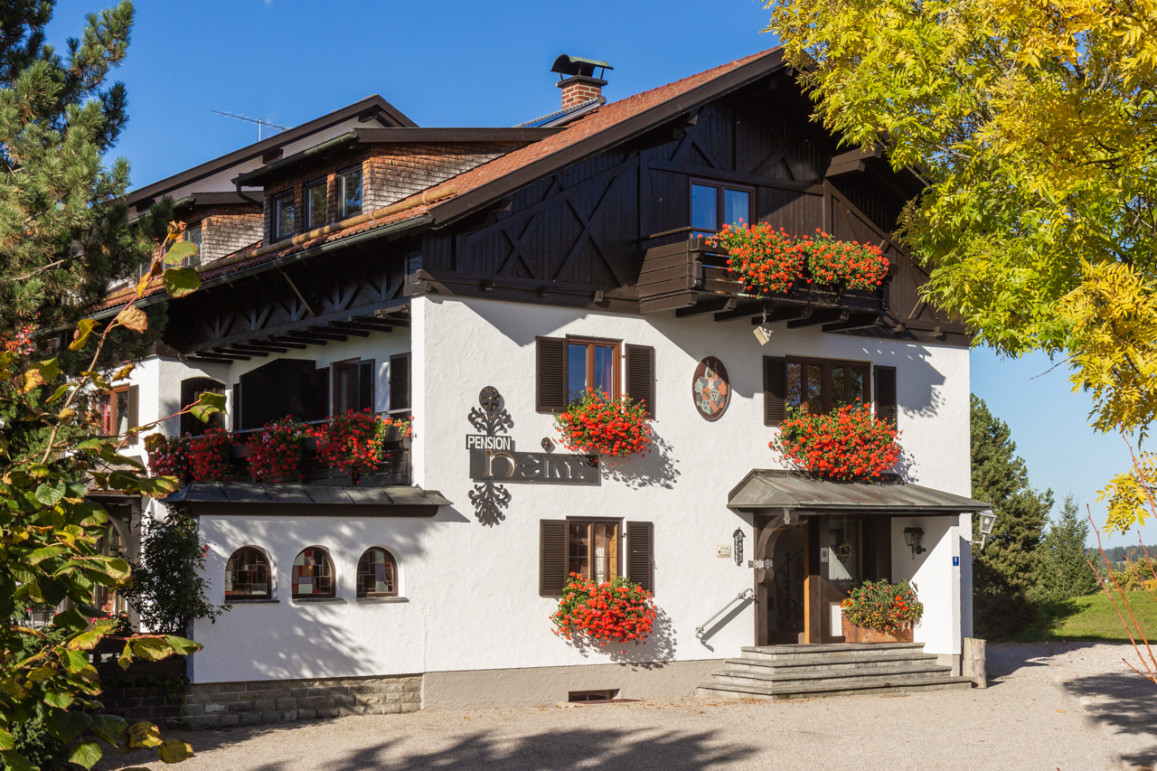 Die Pension Heim in Seeg im Allgäu